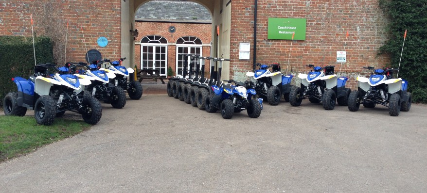 segways and quad biking exeter devon