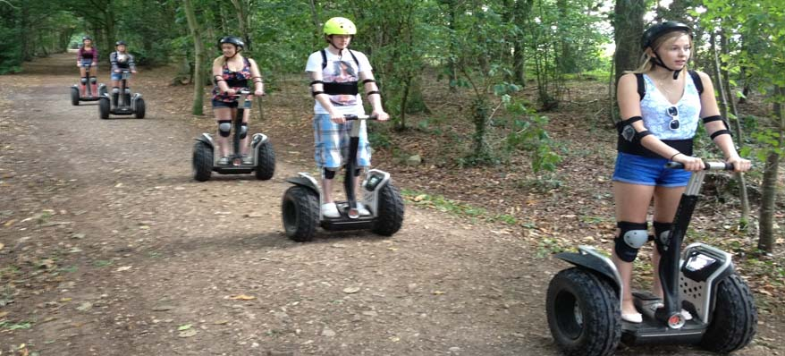 segways exeter