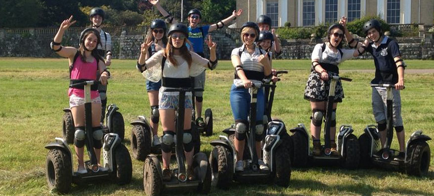 Segway Exeter group