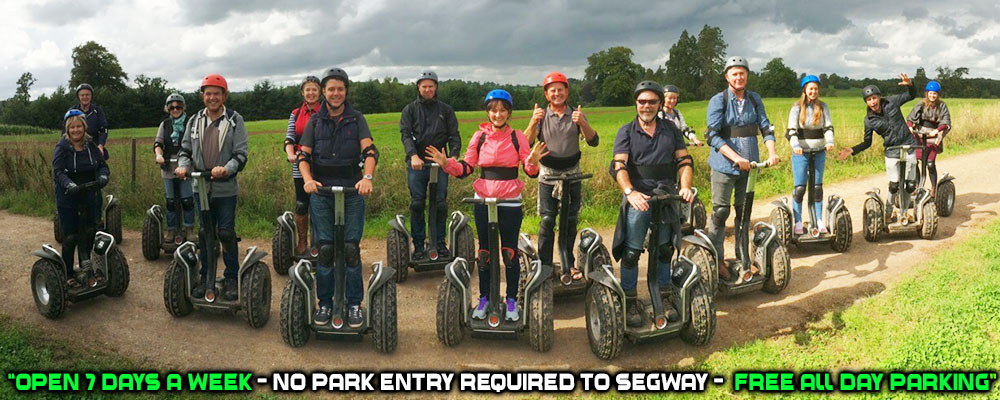 go segway exeter