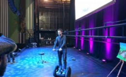 segway tv hire