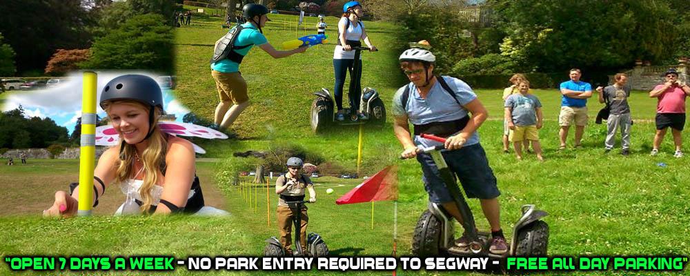 segway exeter olympics