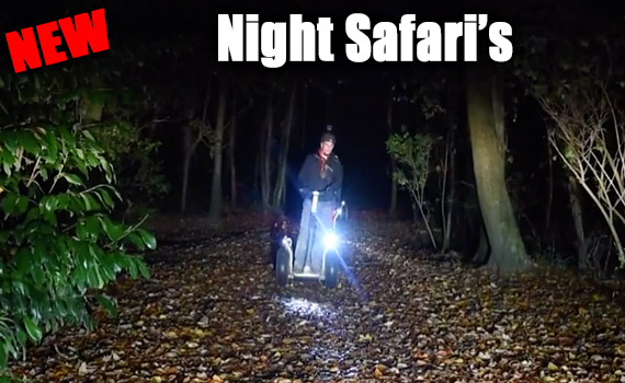 night safari segway devon